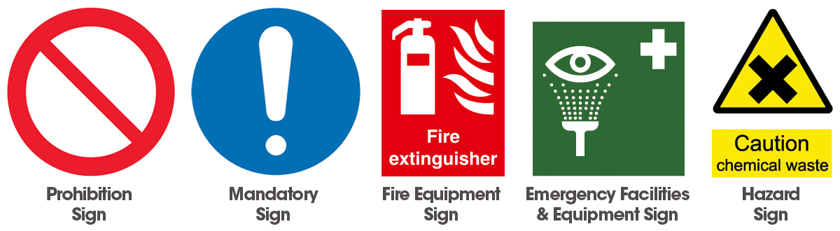 Health & Safety Signs by Jangro