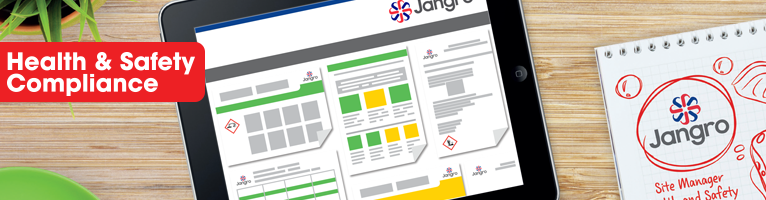 Jangro Health and Safety Compliance