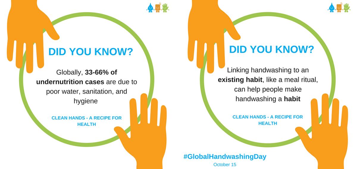 Jangro Global Hand Washing Day 2018