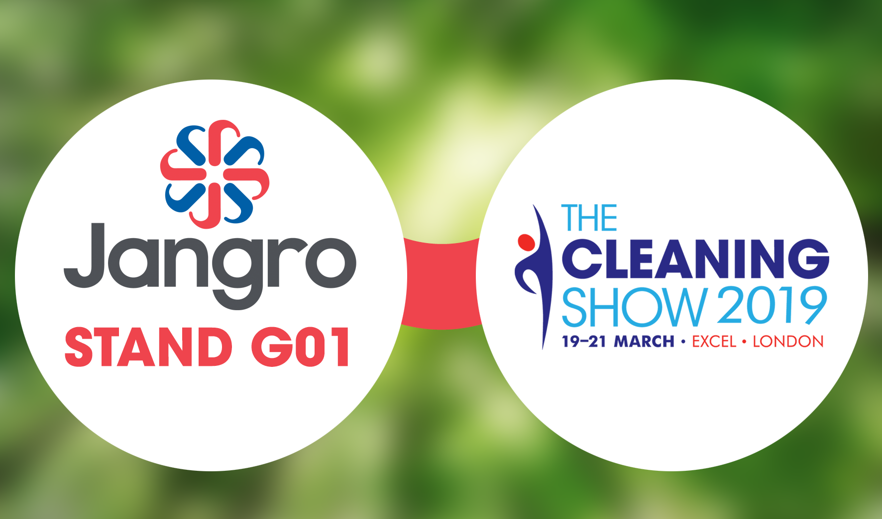 Jangro-Cleaning Show-London-2019