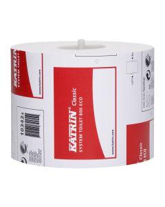 Katrin Eco System 800 Toilet Roll 103424