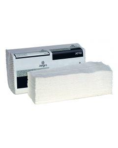 Premium Luxury C-Fold Hand Towel, White 2 ply