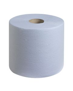 WypAll Food & Hygiene Wiping Paper L10 Centrefeed Rolls Blue