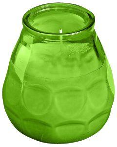 Glass Lowboy - Green