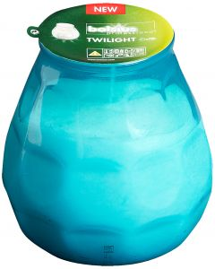 Glass Lowboy - Turquoise