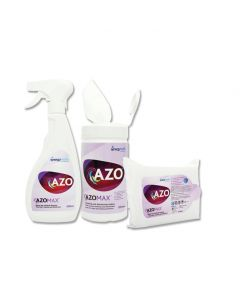 AZOMAX Detergent and Disinfectant Wipes 50's