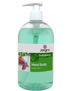 Hand Soap Unperfumed 500ml