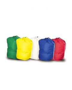 Drawstring Laundry Bag 70x101cm Polyester Green