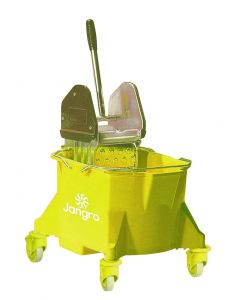 Colour coded Combo Unit (Metal wringer) Yellow