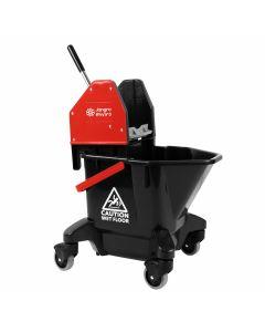 Jangro TC20 Enviro Combo Bucket/Wringer Red