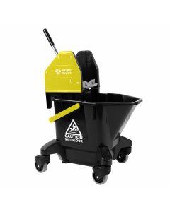 Jangro TC20 Enviro Combo Bucket/Wringer Yellow