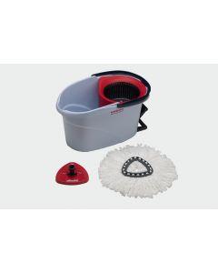 Vileda Ultraspin Starter Kit Red (fits HB224 handle)