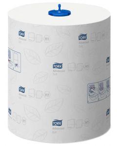 Tork Advanced Hand Roll Towel 150M, White 2 ply