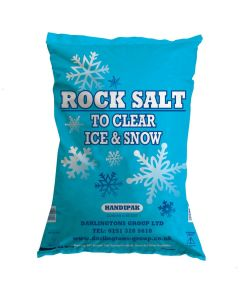 Rock Salt 20 kg - Pallet of 49 bags