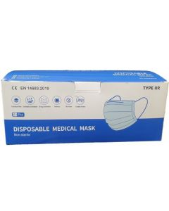 Medical Face Mask Type IIR