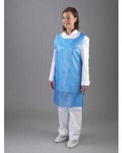 Disposable Aprons 69cm x 107cm Blue