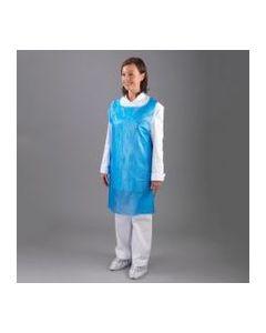 Disposable Aprons 69cm x 102cm Roll Blue 8mu
