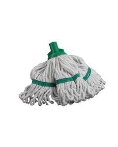 PY12 Plastic Socket Mop Head 200 grm Green