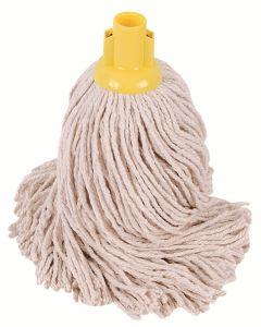 PY16 Plastic Socket Mop Head 300 grm Yellow