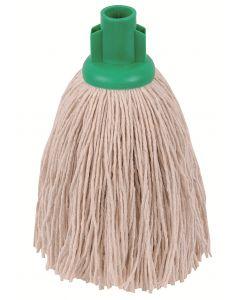 PY16 Plastic Socket Mop Head 300 grm Green