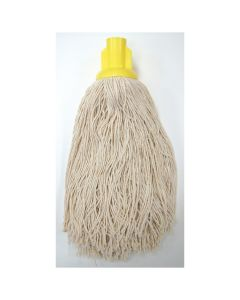 Twine Plastic Socket Mop Head 200 grm Yellow