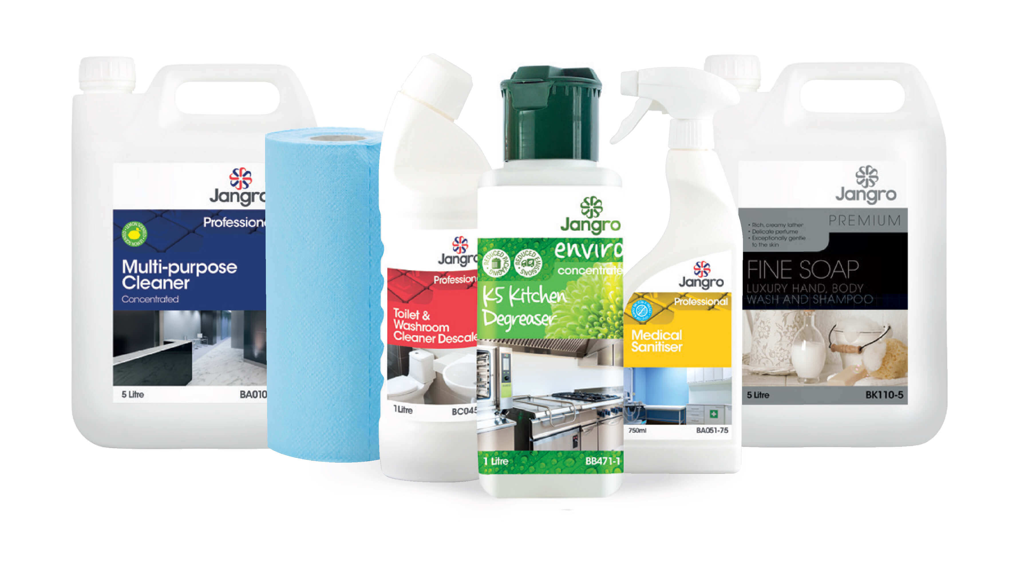 Jangro Cleaning Supplies - buy janitorial supplies today